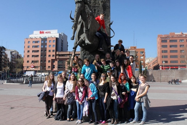 Titelbild Madrid 2012